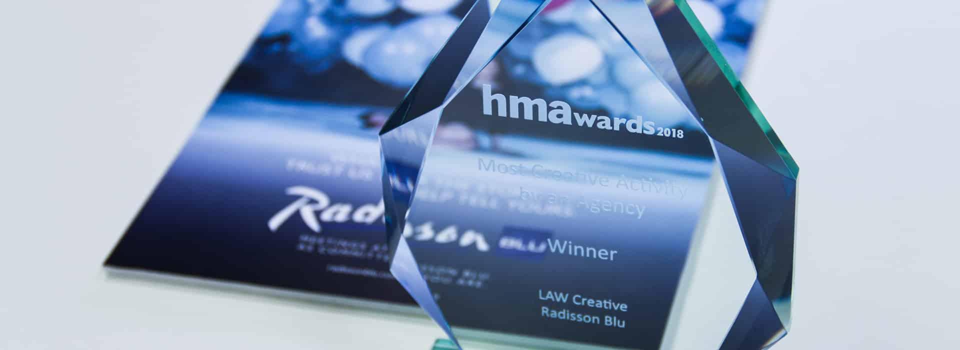 HMA Most Creative Win For LAW