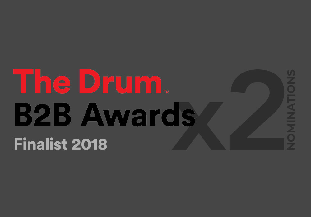 LAW NOMINATED FOR TWO DRUM B2B AWARDS
