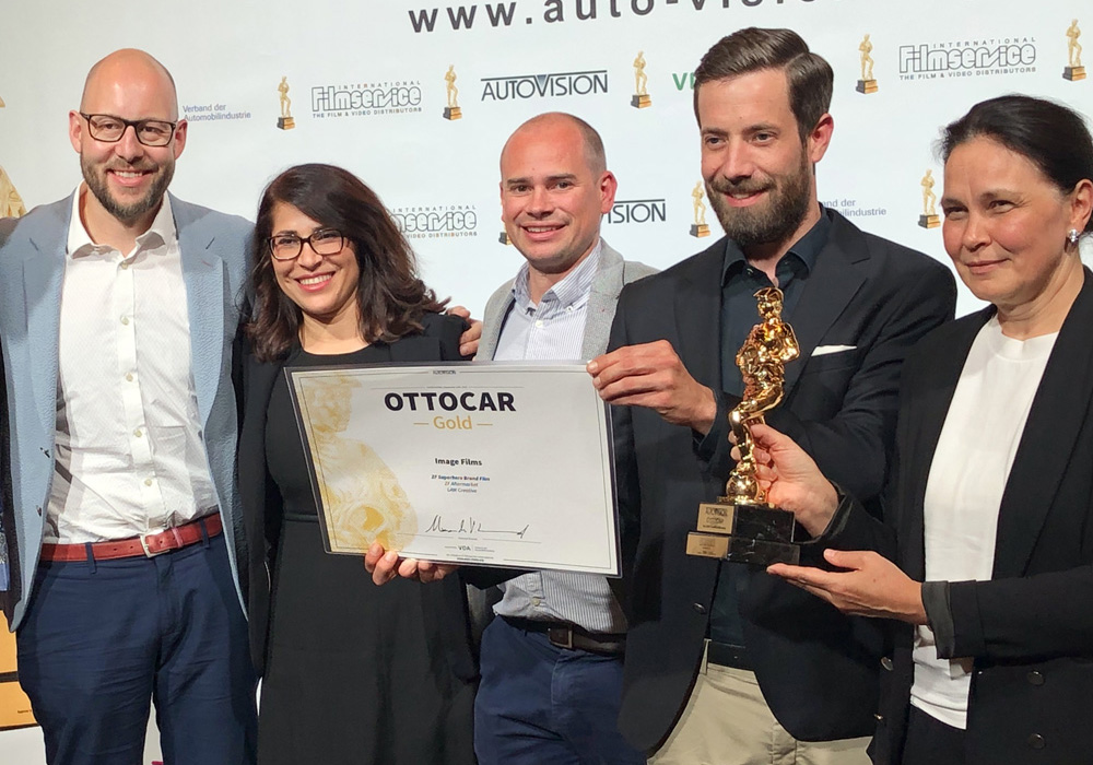 LAW WINS GOLD AT AUTOVISION