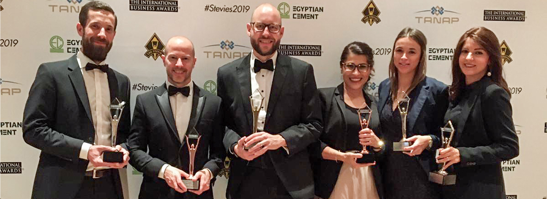 FIVE STEVIE AWARDS FOR ZF AFTERMARKET AND NUFFIELD HEALTH