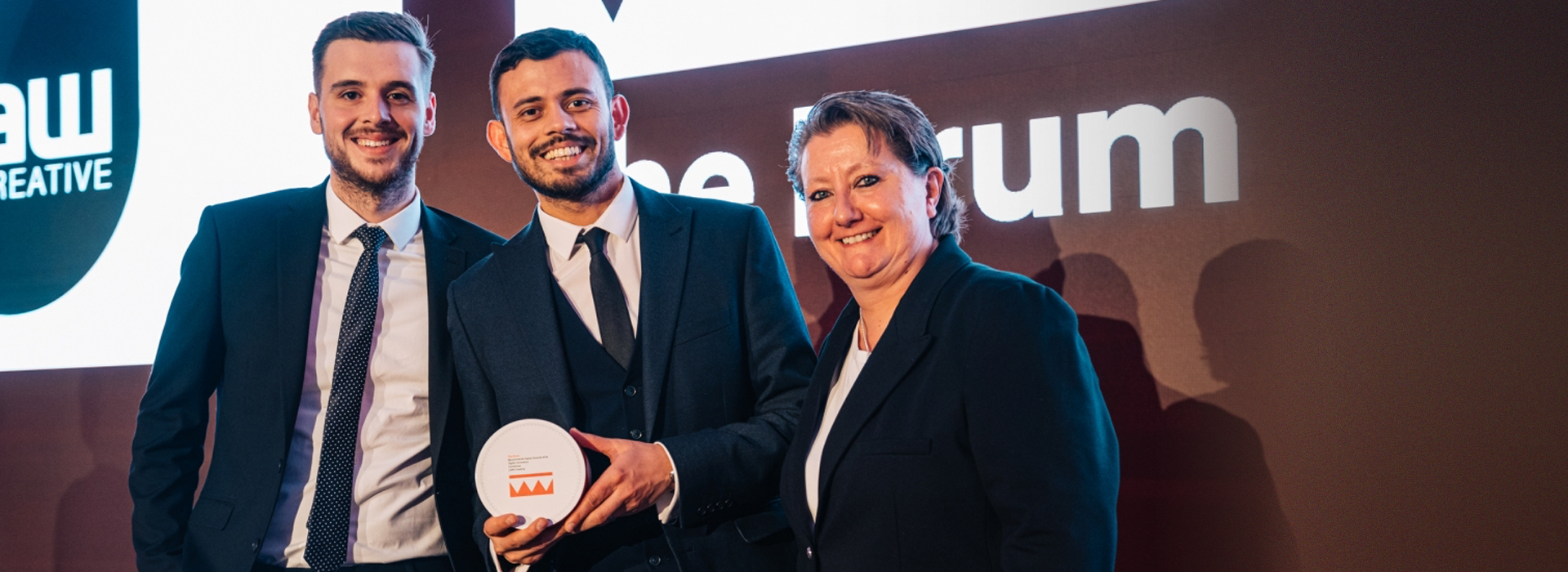 LAW CREATIVE WINS AT THE DRUM RECOMMENDS DIGITAL AWARDS